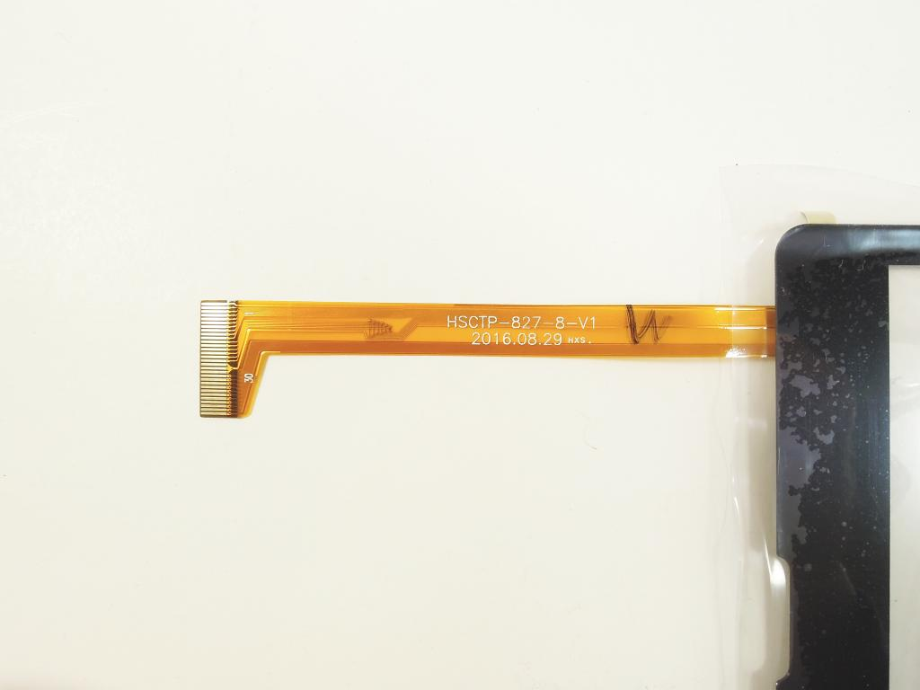 "Тачскрин 7.0"" Irbis TZ791/ Digma Optima 7306S 4G TS7089PL (p/n HSCTP-827-8-V1), чёрный"