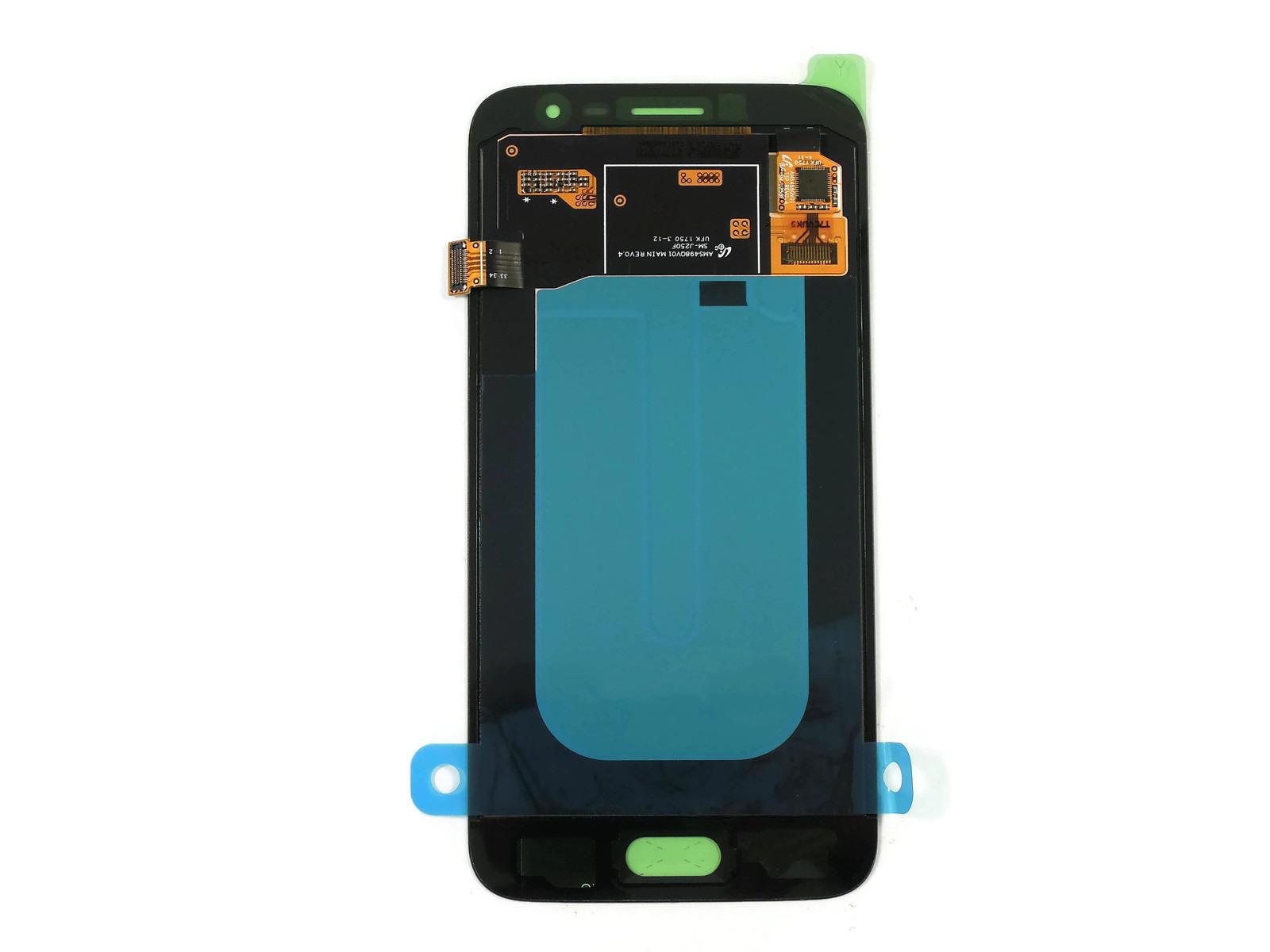 Дисплей Samsung SM-J250F/DS Galaxy J2 (2018) в сборе (Black), оригинал