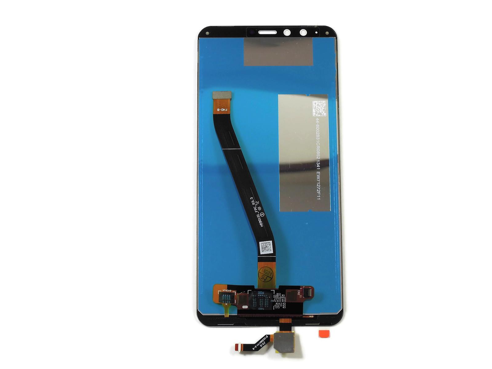 Дисплей Huawei Y9 2018 (FLA-LX1) в сборе с тачскрином белый