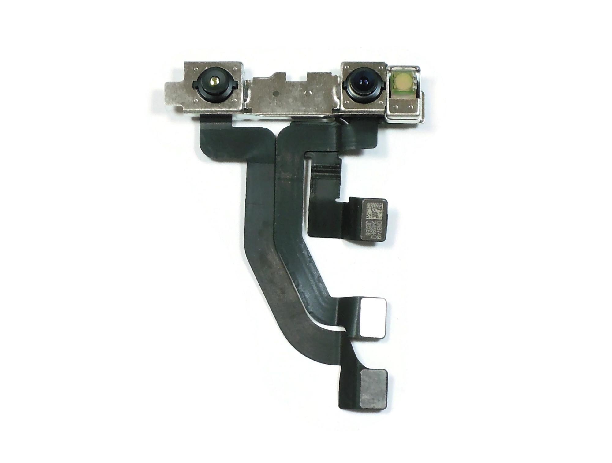 Камера iPhone X в сборе с Face iD и датчиком приближения