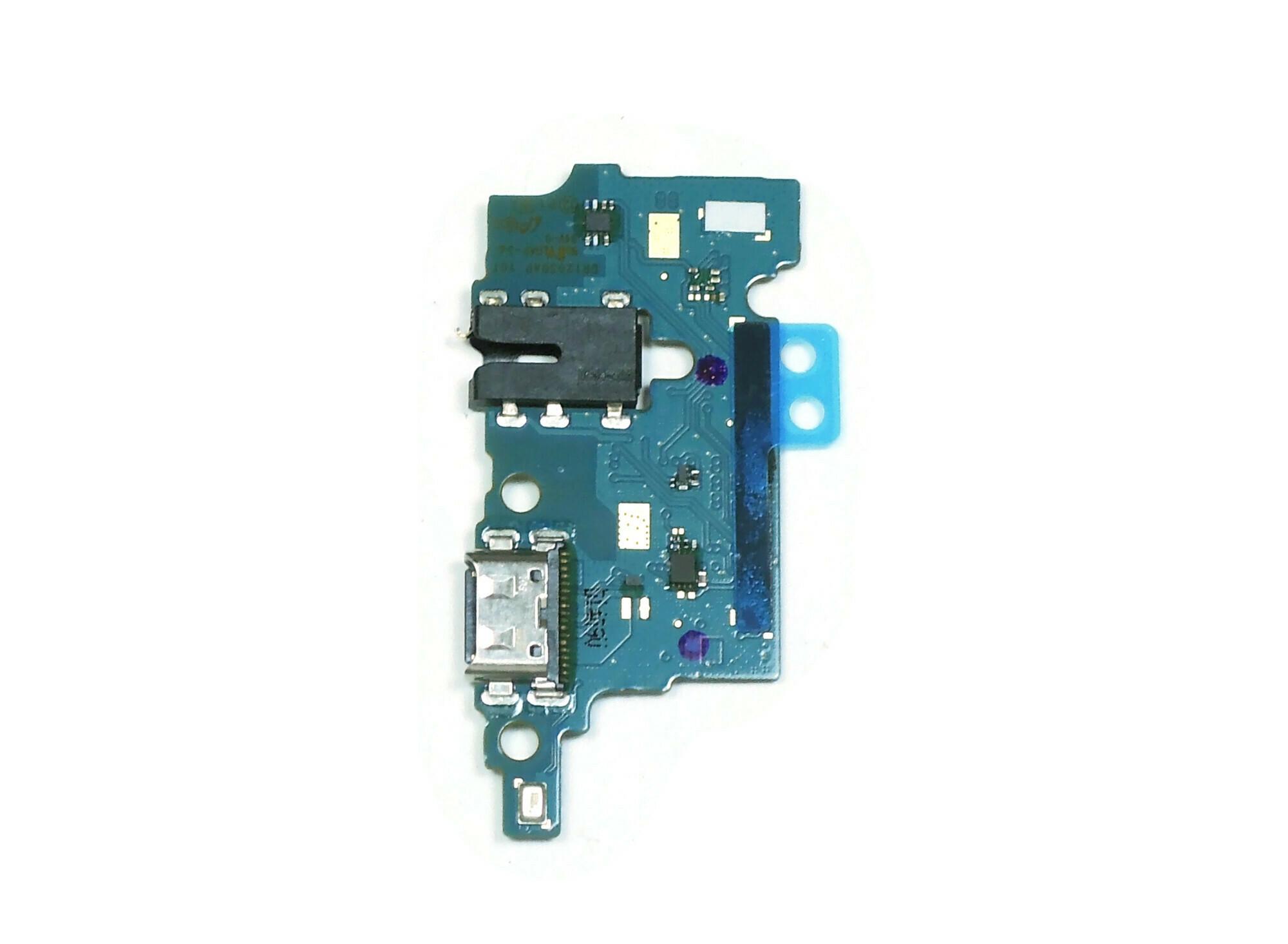Шлейф Samsung M515F (M51) на системный разъём, оригинал